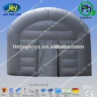 Durable inflatable marquee, rectangular tent, inflatable buildings