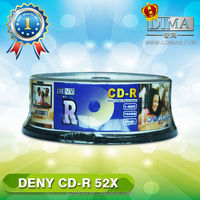 popular wholesale recordable cd discs in cake box