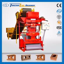 eco premium 2700 fully automatic clay bricks making machine