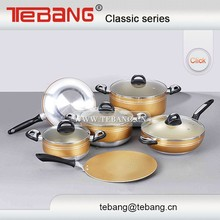 Top sale cheapest professional stainless steel cookware