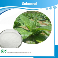 Natural Tobacco Leaf Extract/Solanesol 98%
