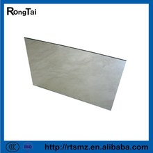 high quality 5-22mm thk tempered glass used for glass door showcase made in China
