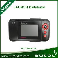 Launch X431 Creader VIII Comprehensive Diagnostic Instrument Launch X431 OBD2 Code Reader 8 100% Original Best Price