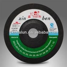 Achieve international standard grinding wheel of top factory