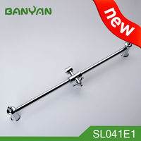 sanitary accessories portable shower head rod holder