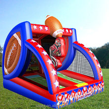 inflatable funny game boxing ring for kids