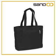 China supplier popular plain tote bags, nylon fashion bags ladies handbags