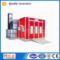 popular electric heating spray bake paint booth