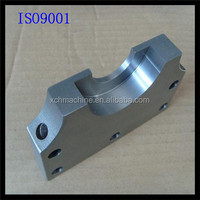 high precision cnc aluminum machining milling machine parts function
