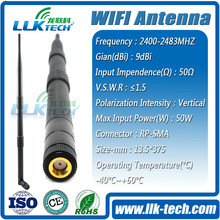 [Hot sales] Wireless Wifi USB LAN Card Adapter with 9dBi Antenna For PC Router
