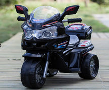 New baby plastic electric motorcycle