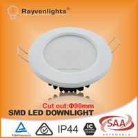 Factory directly sell 3 years warranty indoor smd led downlight manufacture supply