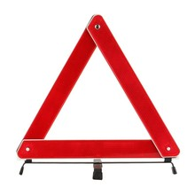 car accessory,BREAKDOWN SAFETY WARNING REFLECTIVE TRIANGLE