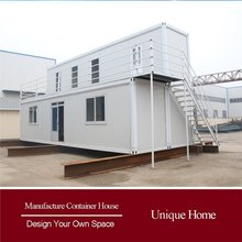 Hot Modern cost low cost office prefab 20ft container design house