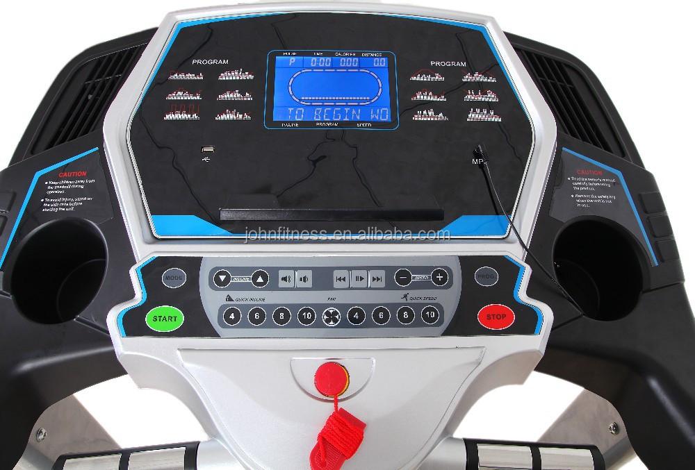 easier treadmill or harder
