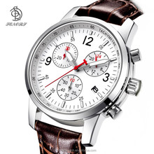 316L stainless steel material scratch-resistant stainless steel watch brands tw steel style watch