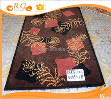 hotel custom antislip wool shaggy soft jute rug