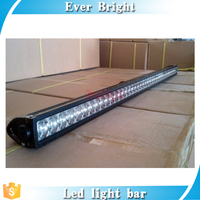 Whoelsales 50 inch IP 68 500W 45000lm off road C-ree marine led light bar