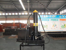 big truck telescopic cylinder system
