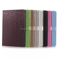 Bling Bling Leather Stand Case for iPad Air 2