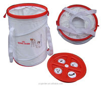 pop up collapsible pet food container