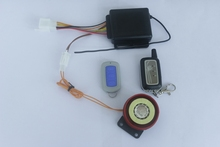 High quality remote contral Motorcycle Alarm System