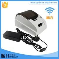 FC168 booking website order print WiFi thermal mini printer
