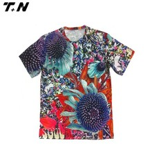 custommost popular color t-shirt,2013 fashion mens t-shirt,t-shirt for sublimation