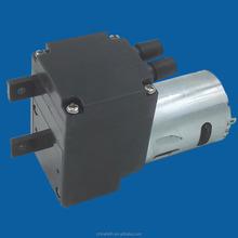 13l/m elektrische 12v membranpumpe mit dc-motor mini luft vakuumpumpe