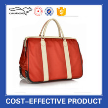 Hot sale Fashion 1680D Trolley Bag travel luggage bag with wheels
