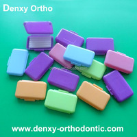 orthodontic white factory OEM dental bracket wax