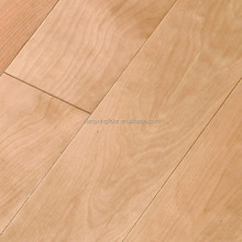 15mm Gym flooring sound proof Maple Engineered Hardwood flooring