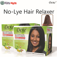 Cosmetics Factory DEXE organic olive oil hair relaxer cream for african