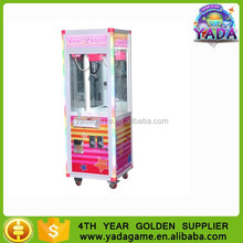 Cheap Automatic Coin Operated Claw Toys Crane Pizza Vending Machine for Sale