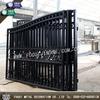 HDG Automatic metal sliding garden gate designs