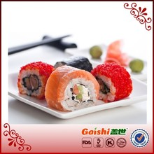 2015 Recipe Delicious Hot Sales Japanese Sushi Products Silver Sea Food