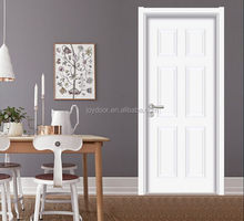 Supply popular design interrior solid wooden door