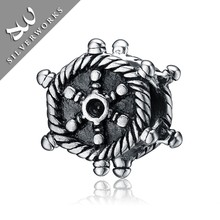 Hot Lead and Nickel Free Thai Sterling Silver Charm Beads