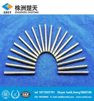 solid tungsten carbide rods/bars for endmill/ drill cutter tools with raw material