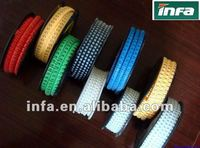 cable marker rubber cable sleeve