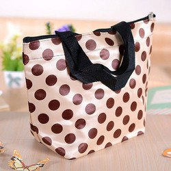 Oxford Picnic Lunch Boxes Warmer Bag Portable Shopping Tote bags,oxford shopping bag