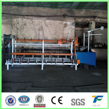 Full Automatic Chain Link Fence Machine/Diamond Mesh Making Machine (Factory)