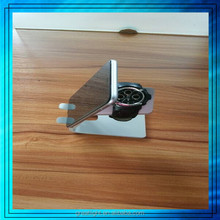 New design aluminum apple watch 2 in 1 stand, for iphone 6 wireless charger