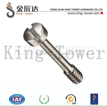 stainless steel electrical captive panel screws