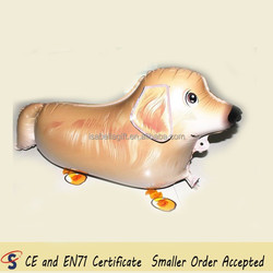 Provide different model walking balloon , dog shaped balloons , walking balloons pets