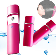 New Mini Handy Rechargeable Mist Atomization Nano Facial Sprayer