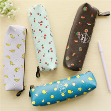Custom Wholesale Waterproof Plastic Pencil Case PVC Pencil Case With Zipper
