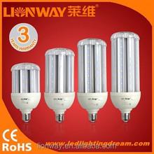 High power E27 E40 led corn light 25W - 120W corn light 95LM/W