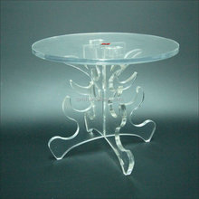 Novelties Wholesale Chinaclear acrylic furniture legs with artificial style