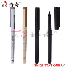 Factory cheap promotional gel pen by paypal